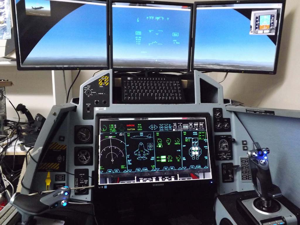 Simviation Forums • View topic - Home Build Flight Simulator